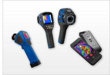 Camera termografica sullo shop online