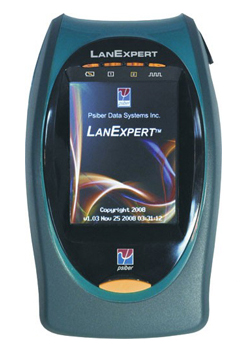 LanExpert: Testgerät für Netzwerke