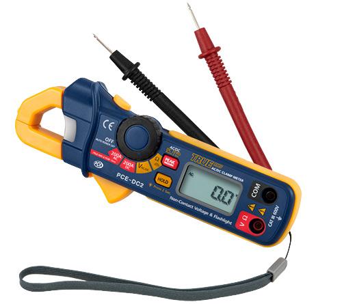 Amperemesser für Profis im Betrieb
