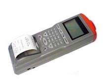 Datenlogger - Infrarotthermometer mit Schnelldrucker