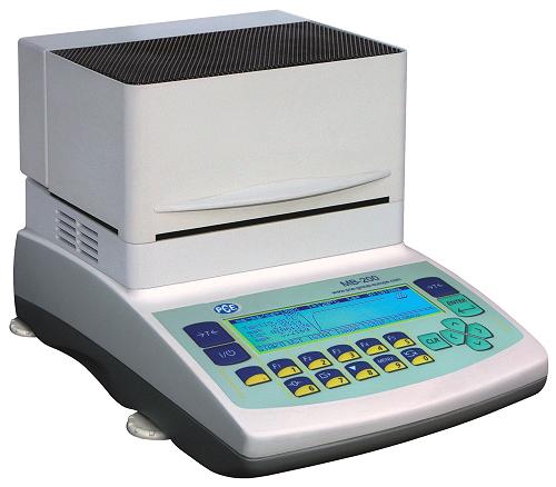 Feuchtebestimmerwaage / Feuchtebestimmungsgerät PCE-MB 100
