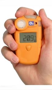 Das professionelle Gasmessgerät Gasman N für den Einsatz vor Ort.