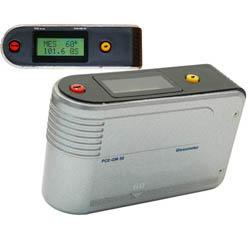 Glanzmessgerät PCE-GM 50 zur Kontrolle von lackierten oder polierten Oberflächen.