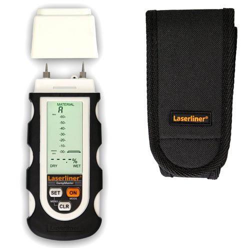 Weitere Informationen zum Materialfeuchte-Messgerät DampMaster