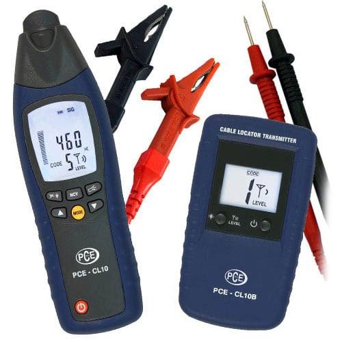 Das Kabelsuchgerät PCE-CL 10