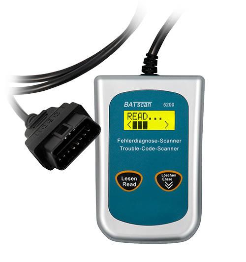 OBD Kfz Diagnose-Scanner T69 mit Grafikdisplay und vielen   Zusatzfunktionen.