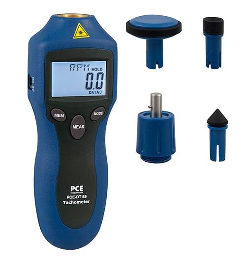Laser Umdrehungsmesser PCE-DT 65