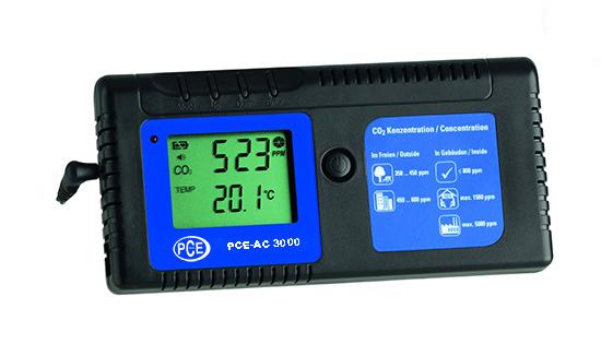 Luftqualitätsmesser PCE-AC 3000