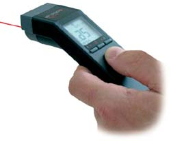 Handpyrometer MS-Plus