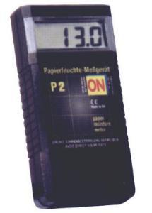 Papierfeuchtemessgerät P2
