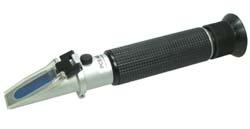 ermitteln Sie einfach und genau den Salzgehalt mit dem Refraktometer-Messgerät PCE-0100