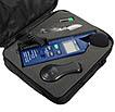 Das Umweltmessgerät PCE-EM882 in der hochwertigen Nylontasche.