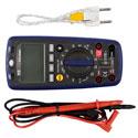 Der Lieferumfang mit dem das Umweltmessgerät PCE-EM 886   ausgeliefert wird.