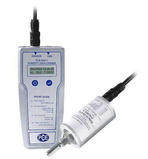 Wasser-in-Öl-Messgerät PCE-WIO 1