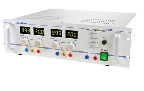 weitere Informationen zum 19-Zoll-Netzgerät PKT-6060