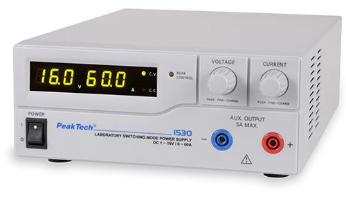 Mehr zum DC-Netzgerät PKT-1530