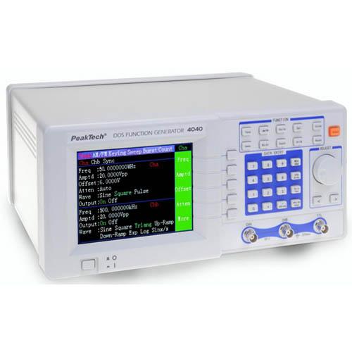 Der DDS-Signalgenerator PKT-4040