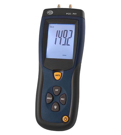 Druckmessgerät PCE-P05