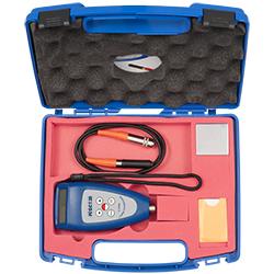 Lieferumfang vom Farbschichtdicke-Messgerät PCE-CT 26