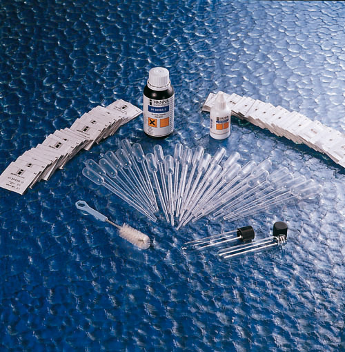 Glykol-Testkit zum Nachweis von Glykol in Ölen.