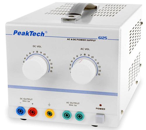 Mehr zum Hochleistungs-Netzgerät PKT-6125