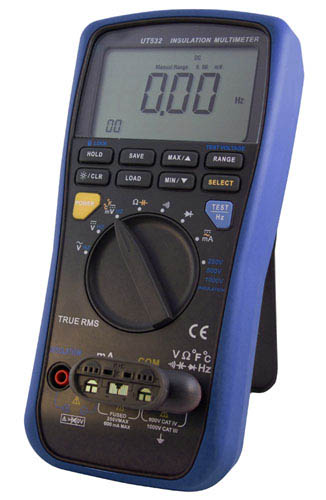 Das Isolations-Multimter PCE-UT 532