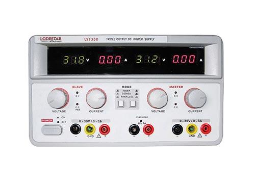 mehr zum Labornetzgerät LS 1330