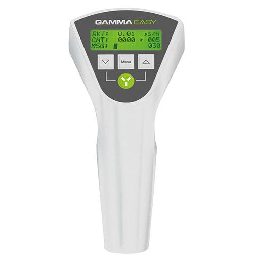 Hier finden Sie weitere Informationen zum Mini-Geigerzähler Gamma-Easy