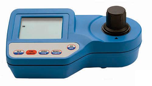 Nitrat-Photometer HI 96728 zur mobilen Kontrolle des Abwassers