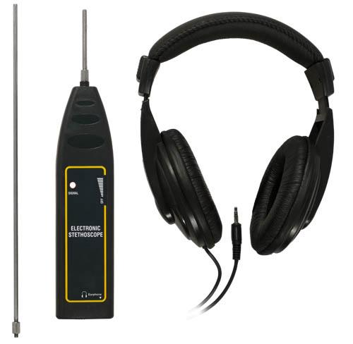 Überwachen Sie auch Ihre Anlagen und Maschinen mit dem Stethoskop PCE-S 41