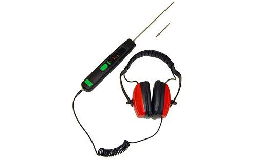 Überwachen Sie auch Ihre Anlagen und Maschinen mit dem Stethoskop STE-3