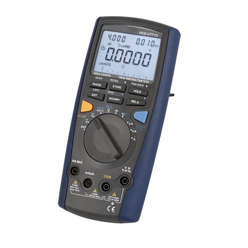Mehr zum TRMS Digital Multimeter