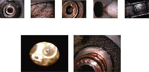 Hier sehen Sie Einsatzbilder vom 2-Wege Endoskop