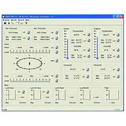 Analysesoftware zur Funkwetterstation