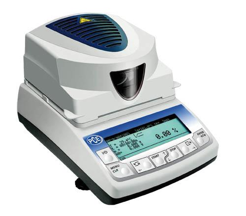 günstiger miniatur Darrofen der PCE-MB  C Serie