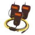 Elektrische Messtechnik Strommesszangenset (3 Stück) PCE-3007