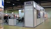 PCE als Aussteller auf Messen