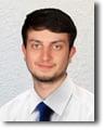Nikolaj Schwert Mitarbeiter IT-Systemadministration