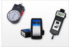 Handheld tachometer