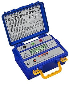 Isolatiemeter PCE-IT414