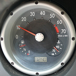 Tachometer PCE-AT 5