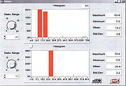 Manometer serie PCE-P software4
