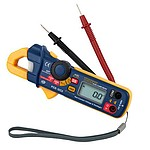 Digitale mini multimeter tang PCE-DC 2