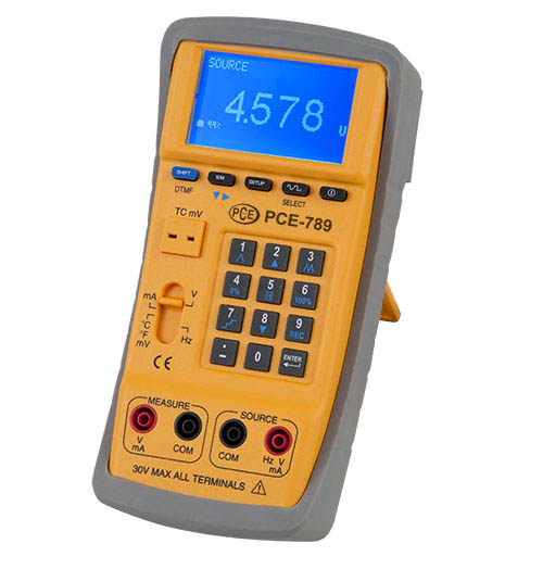 Multifunction Calibrator - PCE 789