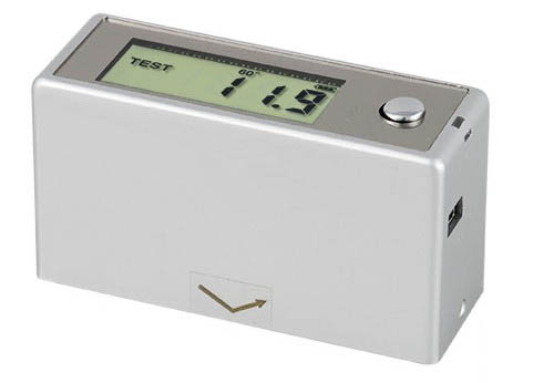Gloss Meter to control lacquered or polished sufaces.