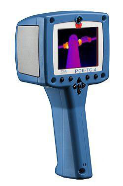 the PCE-TC 4 Thermal Imaging Camera