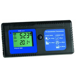 Carbon Dioxide Meter PCE-AC 3000