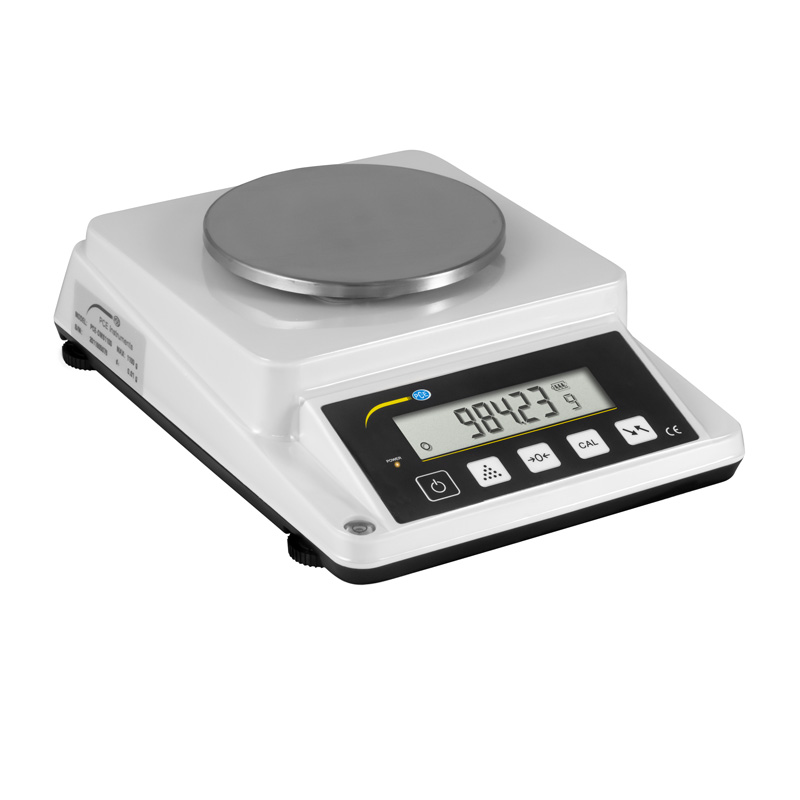 Laboratory Balance Scale PCE-DMS 1100-ICA Incl. ISO ...