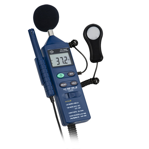 Multifunction Lux Meter Pce Em 882 Pce Instruments