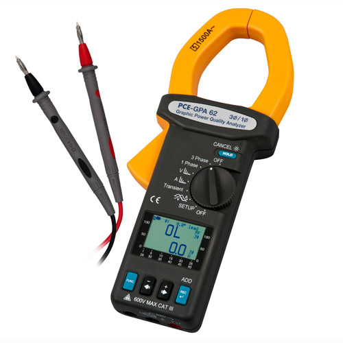 What Are Electrical Instruments : Three phase electrical tester pce gpa instruments